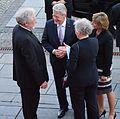 Anton Zeilinger, Joachim Gauck, Christiane Nüsslein-Volhard und Daniela Schadt, Pour le Merite 2014.jpg