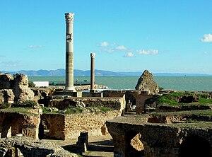 Baths of Antoninus - Ruins of the Baths of Antoninus