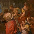 Antonio Molinari - Achilles and the Daughters of King Lycomedes - O 4345 - Slovak National Gallery.jpg