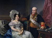 Antonio Ugarte y su esposa, María Antonia Larrazábal (Museo del Prado).jpg