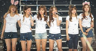Apink - Apink during Pink Paradise in Shanghai