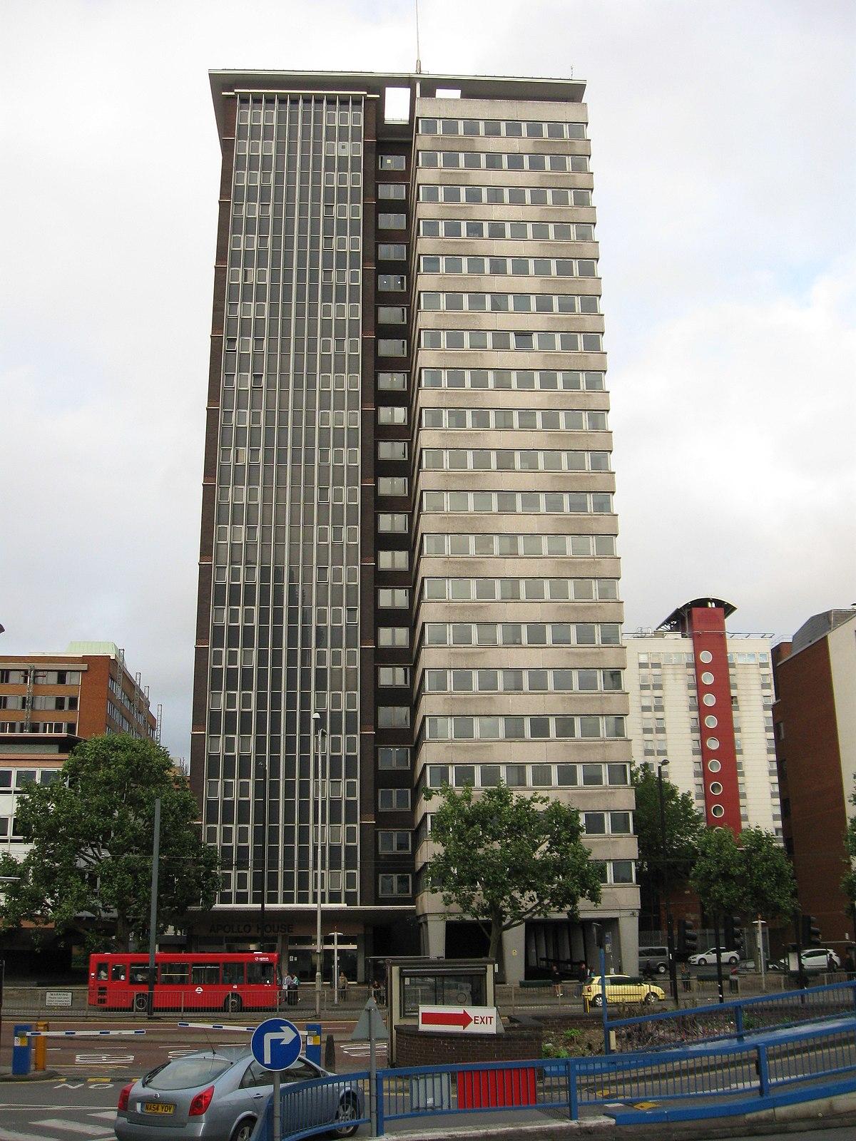 Tower Of London Floor Plan Apollo House Croydon Wikipedia