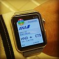 Apple Watch でチェックインしました! 2015 (17187691969).jpg