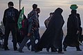 Arba'een Pilgrimage In Mehran, Iran تصاویر با کیفیت از پیاده روی اربعین حسینی در مرز مهران- عکاس، مصطفی معراجی - عکس های خبری اربعین 134.jpg