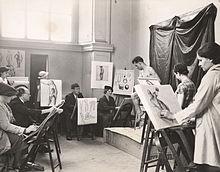 wiki visual arts education