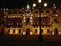 Arcibiskupský palác - Plaza de Armas, Lima - panoramio (1).jpg
