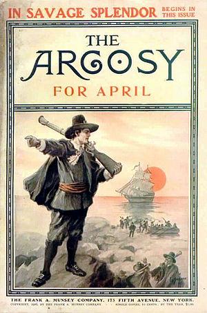 Argosy (magazine) - The Argosy, April 1906
