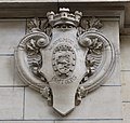 Armoiries académie Poitiers, Sorbonne.jpg