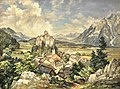 Arnoldstein Oelbild um 1870 01082012 555.jpg