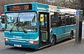 Arriva Kent & Surrey GN04UDL, Chatham Bus Station, 17 January 2018 (cropped).jpg