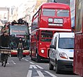 Arriva London Routemaster bus RM2217 (CUV 217C), Haymarket, route 159, 9 December 2005 (1).jpg