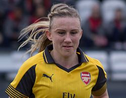 Arsenal LFC v Kelly Smith All-Stars XI (175) (cropped).jpg