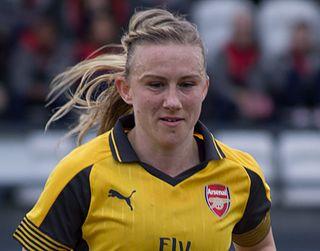 Laura Bassett English international association football player