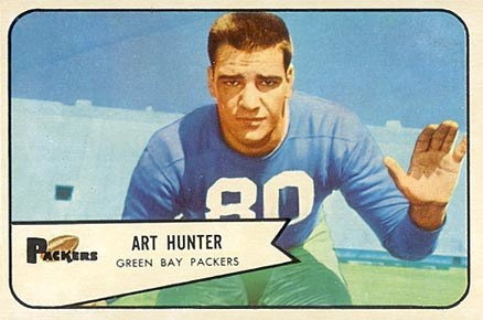 Art Hunter - 1954 Bowman