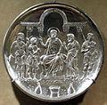 Arte costantinopolitana, piatti in argento con storie di david, 629-30, da karavas a cipro, 02.JPG