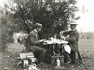 Strickland House, Vaucluse - Arthur and Boyce Allen 1900