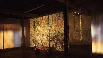 "Simon Aldridge - ""Artificial Environments"" installation by Simon Aldridge (1999)"