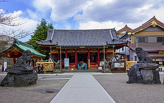 Asakusa Shrine Shinto shrine in Taito, Tokyo, Japan