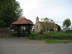 Grade I listed churches in the East Riding of Yorkshire - Image: Askham Bryan