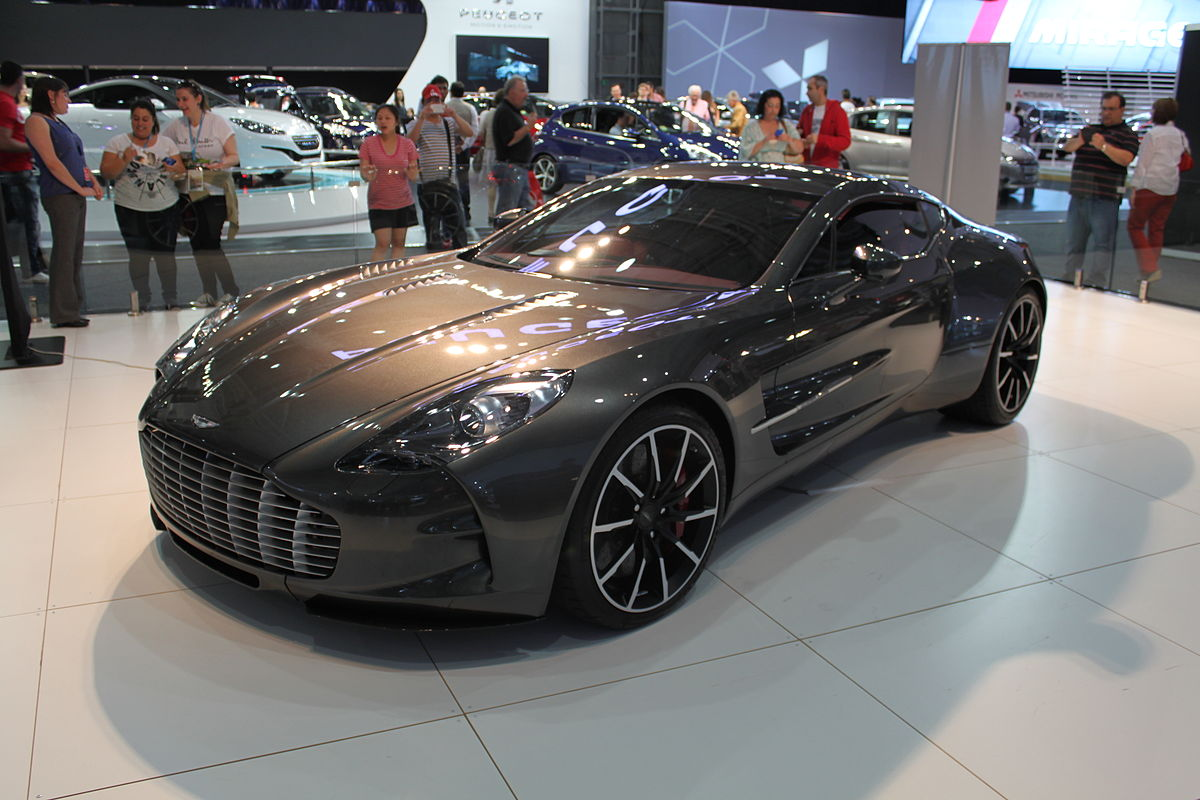Aston Martin One 77 Wikipedia