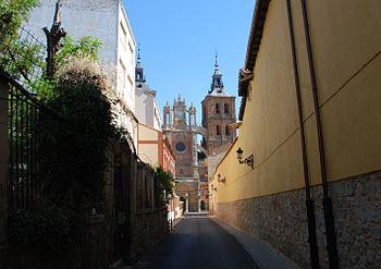 Astorga calle nacimiento Leopondo Panero
