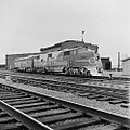 Atchison, Topeka, and Santa Fe, Diesel Electric Passenger Locomotive No. 13, Right Side (15473271849).jpg