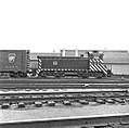 Atchison, Topeka, and Santa Fe, Diesel Electric Road Switcher Locomotive No. 2431, Left Side (15248274344).jpg