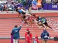 Athletics at the 2012 Summer Olympics – Men's 100 metres, Preliminaries heat 2.jpg