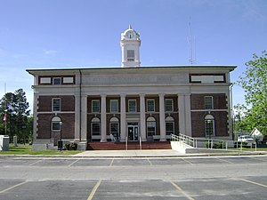 National Register of Historic Places listings in Georgia - Atkinson County Courthouse