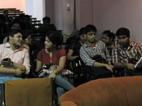 Audience at Wiki-Academy @ NSEC.jpg
