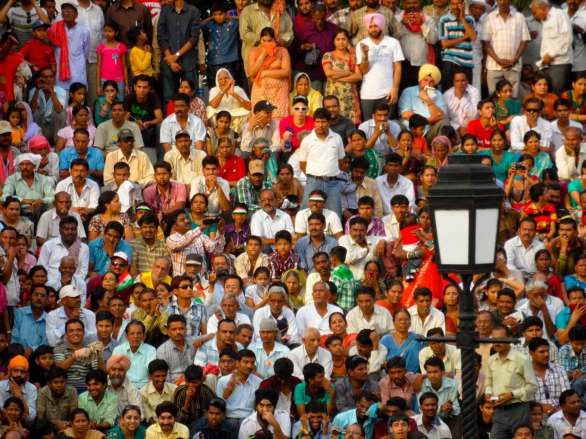 Goa Menschen