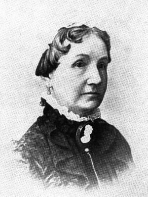 Augusta Jane Evans - August Evans Wilson, c. 1896