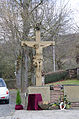 Aura an der Saale, nördliches Friedhofskreuz, 001.jpg