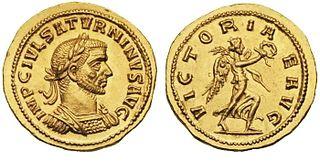 Julius Saturninus Roman usurper