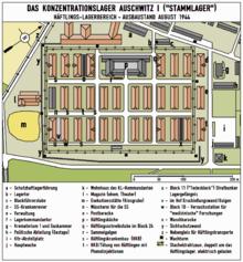 Auschwitz Karte.Oświęcim Reiseführer Auf Wikivoyage