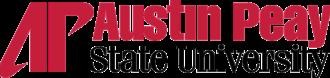 Austin Peay State University - Image: Austin Peay State University wordmark