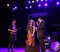 Austrian World Music Awards 2014 Preisverleihung Edith Lettner and African Jazz Spirit 1.jpg