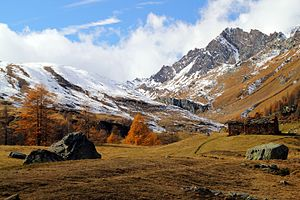 Autumn in the Valle di Champorcher (10833229265)