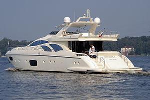 Azimut Yachts - Azimut 98 Leonardo