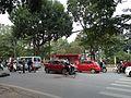 Bến xe buýt, Huỳnh Thúc Kháng, Hà Nội 001.JPG