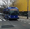 B43 bus on Brooklyn Avenue front, March 2020 01.jpg