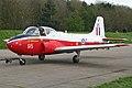 BAC Jet Provost T3A XN582 95 (7211685038).jpg