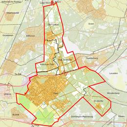 Lijst Van Woonplaatsen In Utrecht Wikipedia