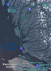 Bc Ferries Denman Island