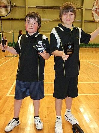 Birkdale School - Badminton at Birkdale School