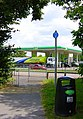 BP Petrol Station on the southbound A325 - geograph.org.uk - 525753.jpg