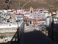 Badrinath Temple Path, Uttarakhand.JPG