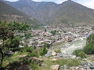 Bahrain, Swat - Bahrain, Swat Valley