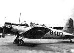 Bainbridge Army Airfield - Vultee BT-13 Valiant 42-1748 (B407).jpg