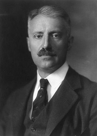 Bainbridge Colby - Image: Bainbridge Colby, bw photo portrait, 1920